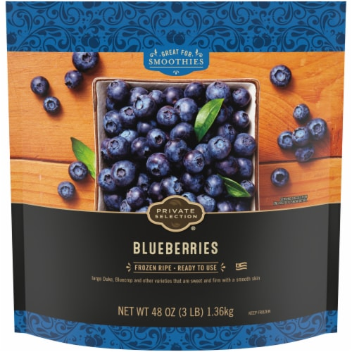 Private Selection® Blueberries Perspective: front