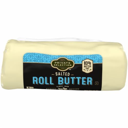 Private Selection™ Salted Roll Butter Perspective: front