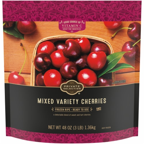Private Selection® Mixed Variety Cherries Perspective: front