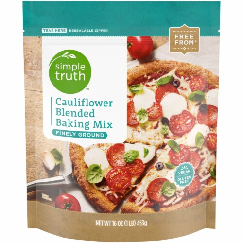 Simple Truth™ Finely Ground Cauliflower Blended Baking Mix Perspective: front