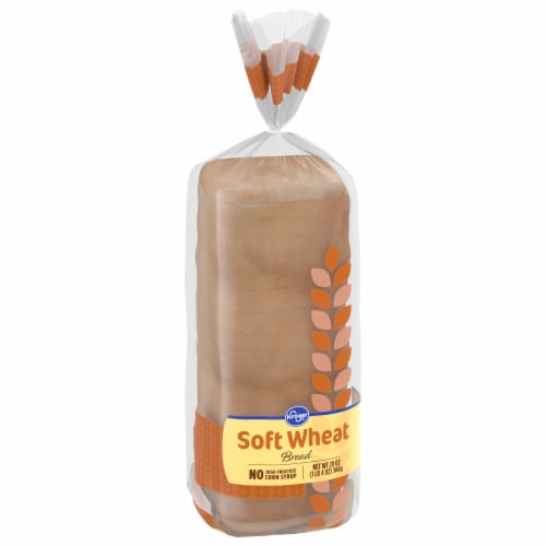 Kroger® Wheat Bread Perspective: front