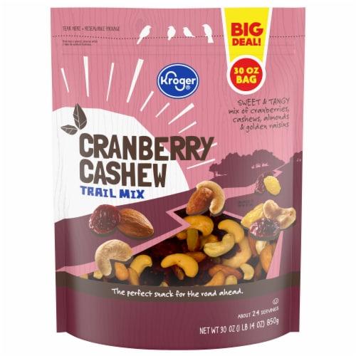 Kroger® Cranberry Cashew Trail Mix Perspective: front