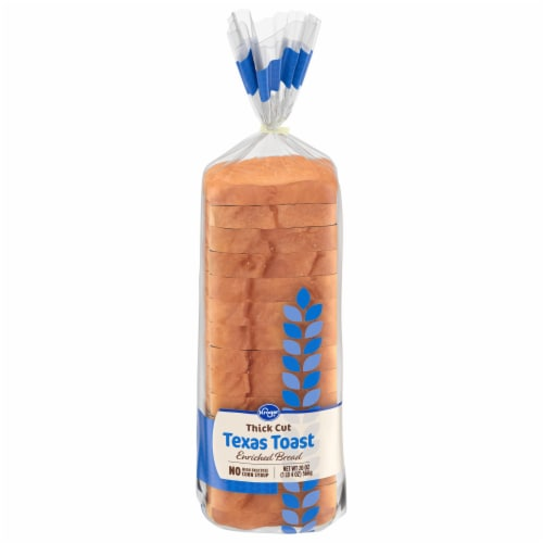 Kroger® Thick Cut Texas Toast Enriched Bread Perspective: front