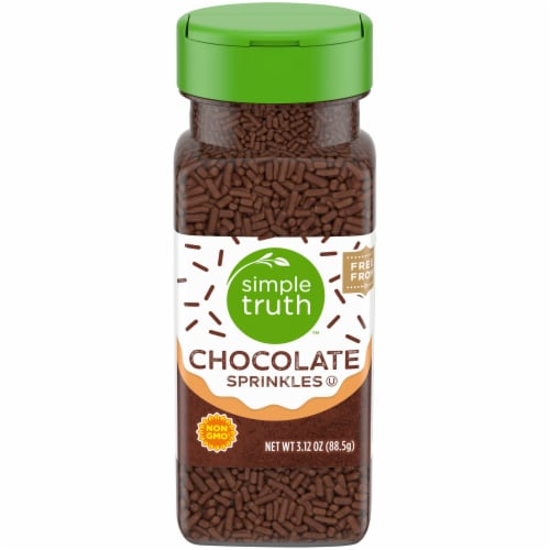 Simple Truth™ Chocolate Sprinkles Perspective: front