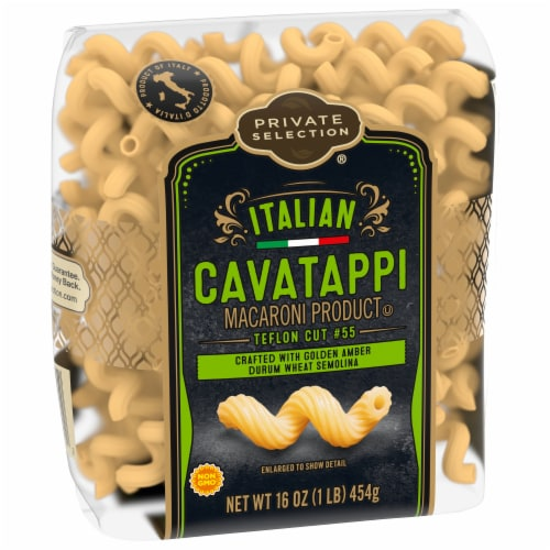 Private Selection® Italian Cavatappi Pasta Perspective: front