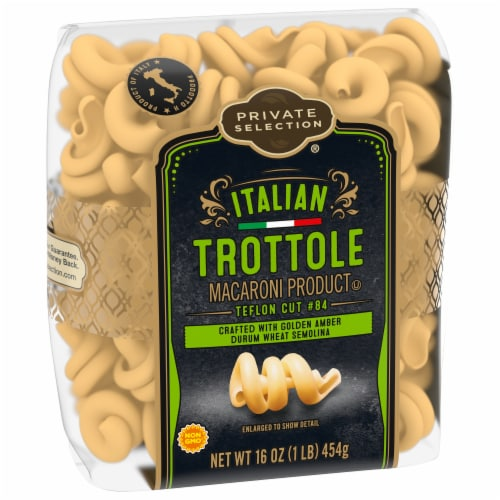Private Selection® Italian Trottole Macaroni Product Perspective: front