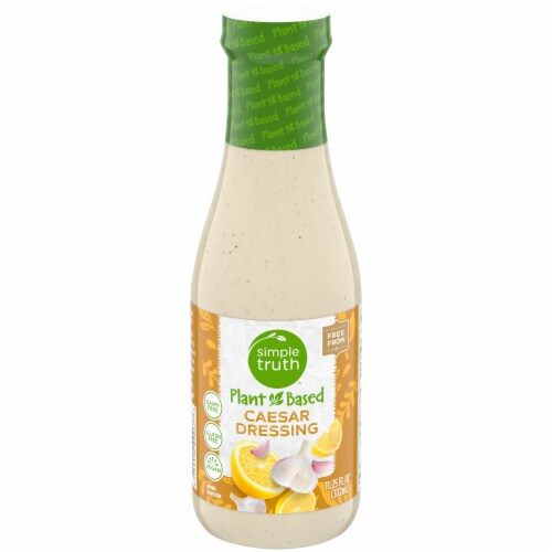 Simple Truth™ Plant-Based Caesar Dressing Perspective: front