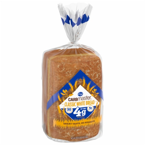 Kroger Carbmaster White Bread Perspective: front