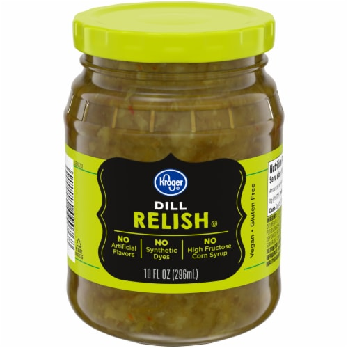 Kroger® Dill Pickle Relish Perspective: front