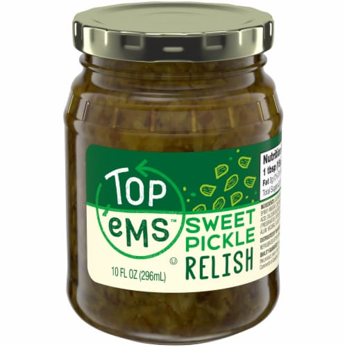 Top 'Ems Sweet Pickle Relish Perspective: front