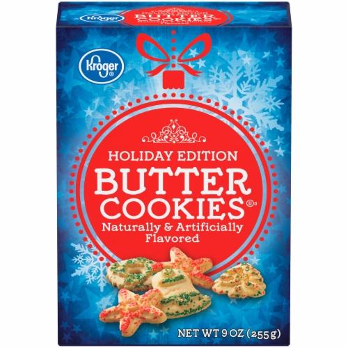Gerbes Super Markets Kroger Christmas Butter Cookies 9 Oz