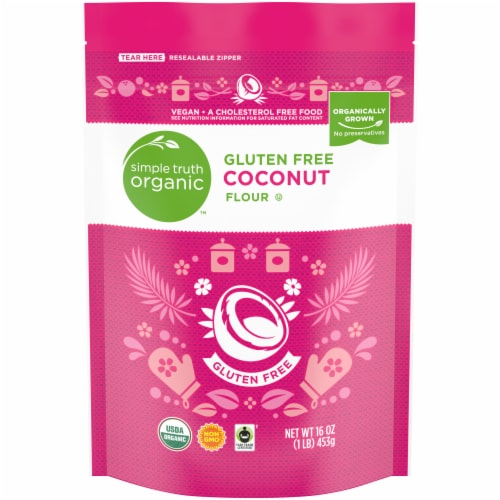 Simple Truth Organic™ Gluten Free Coconut Flour Perspective: front