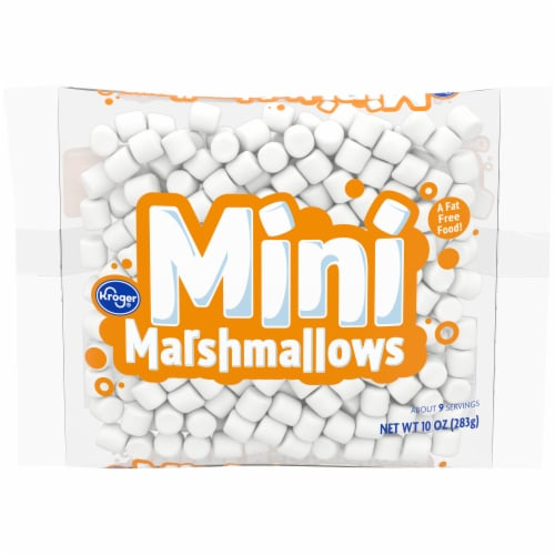 Kroger® Mini Marshmallows Perspective: front