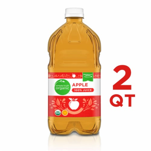 Simple Truth Organic™ Apple Juice Perspective: front