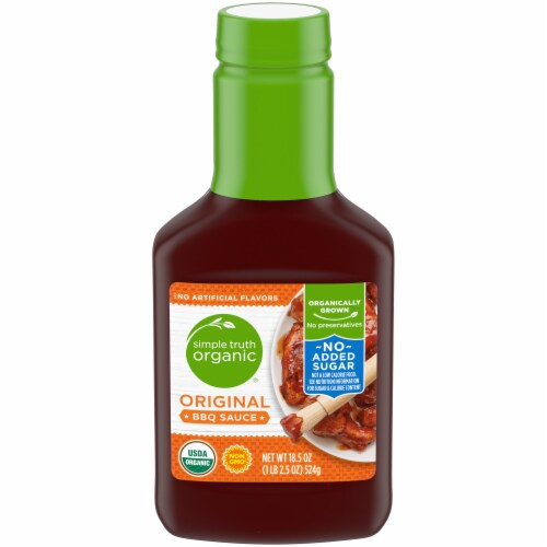 Simple Truth Organic® Original Barbecue Sauce Perspective: front