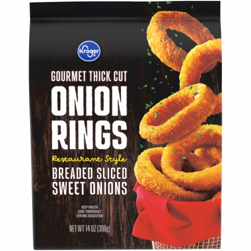 Kroger® Restaurant Style Onion Rings Perspective: front