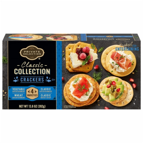 Private Selection® Classic Cracker Collection Variety Pack Perspective: front