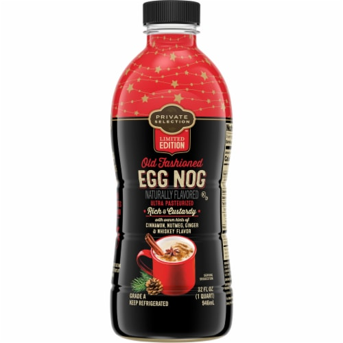 Private Selection™ Old Fashioned Egg Nog Perspective: front