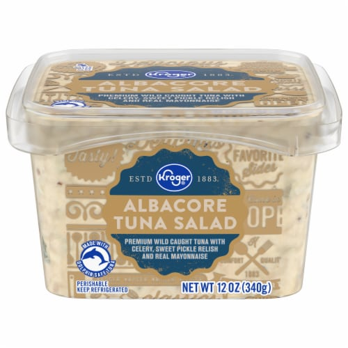 Kroger® Albacore Tuna Salad Perspective: front