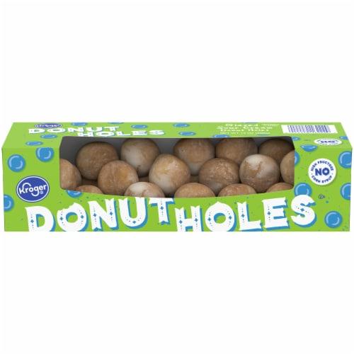 Kroger® Glazed Sour Cream Donut Holes Perspective: front