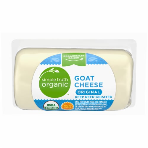 Simple Truth Organic™ Original Goat Cheese Perspective: front