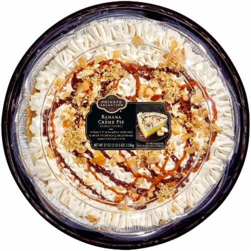 Private Selection® Banana Creme Pie Perspective: front