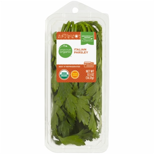 Simple Truth Organic® Italian Parsley Perspective: front
