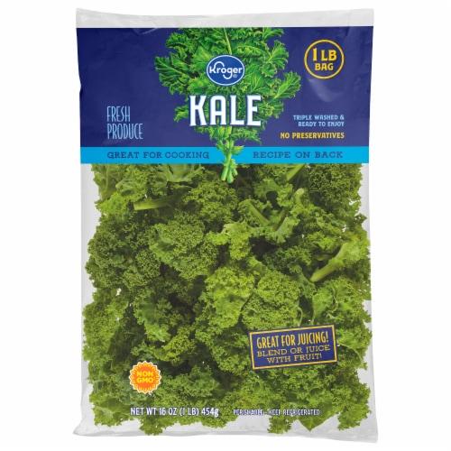 Kroger® Kale Bag Perspective: front