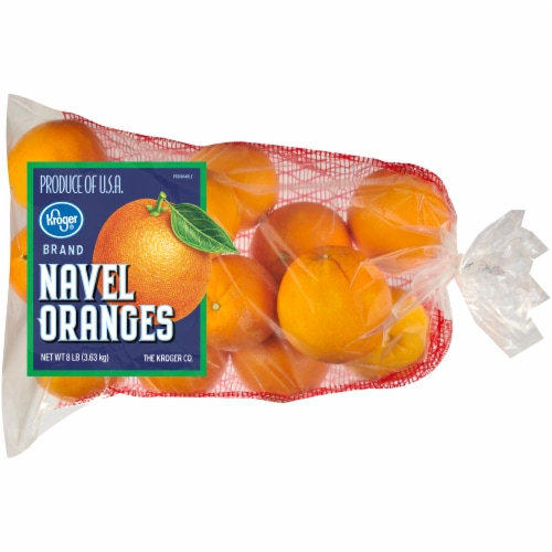 Kroger® Navel Oranges Perspective: front