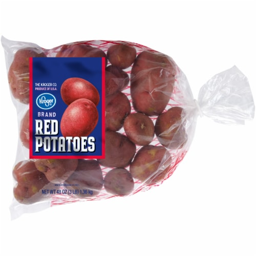 Kroger® Red Potatoes Perspective: front