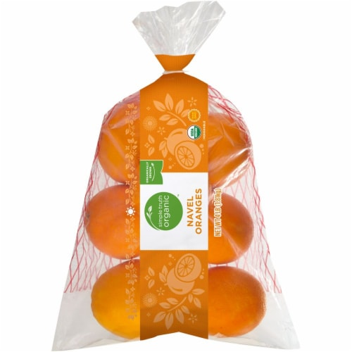 Simple Truth Organic™ Navel Oranges Perspective: front