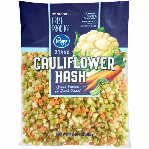 Kroger® Riced Cauliflower Veggie Medley Perspective: front