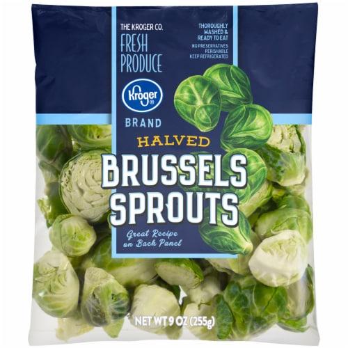 Kroger® Halved Brussel Sprouts Perspective: front