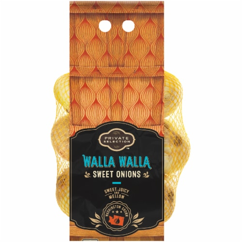 Private Selection™ Walla Walla Sweet Onions Perspective: front