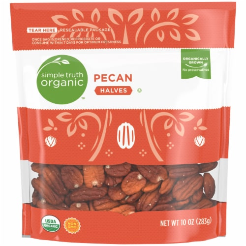 Simple Truth Organic™ Pecan Halves Perspective: front