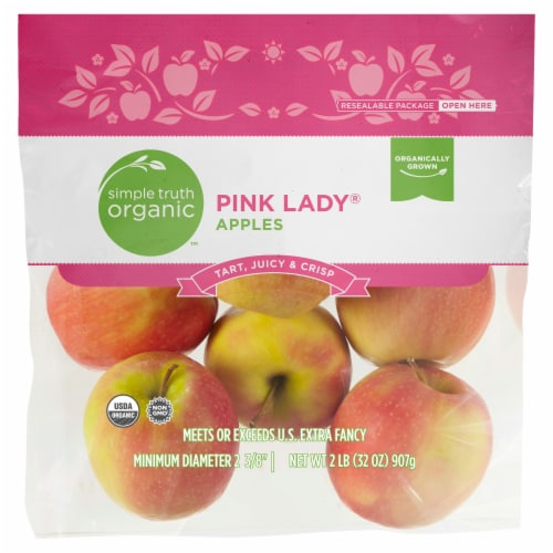 Simple Truth Organic™ Cripps Pink Apples Perspective: front