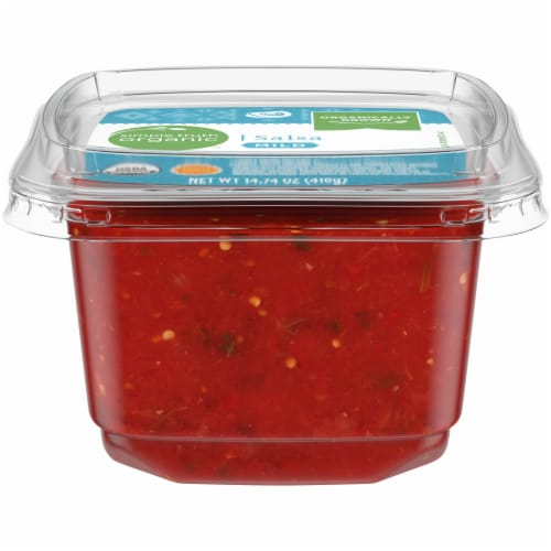 Simple Truth Organic™ Mild Salsa Perspective: front
