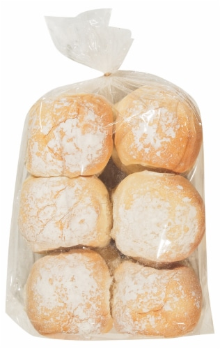 Bakery Fresh Goodness Snowflake Rolls Perspective: front