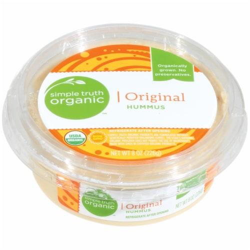 Simple Truth Organic™ Original Hummus Perspective: front