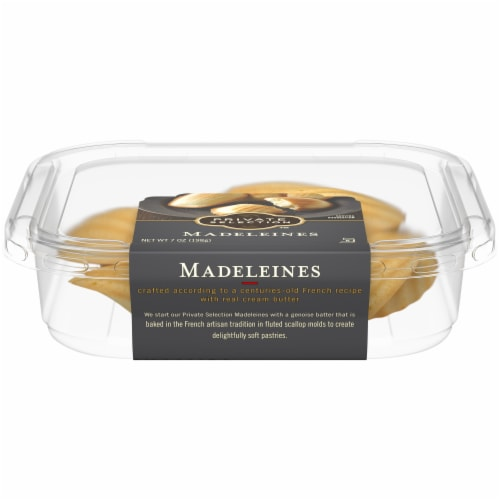 Private Selection™ Madeleine Cookies Perspective: front