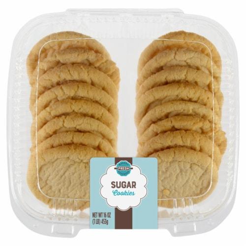 King Soopers Sugar Cookies Perspective: front