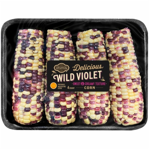 Private Selection™ Wild Violet Corn Perspective: front