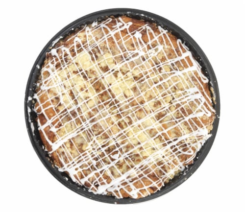 Bakery Fresh Goodness Colossal Cinnamon Pecan Coffee Cake Perspective: front