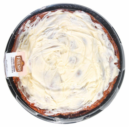 Bakery Fresh Goodness Colossal Cinnamon Coffee Cake with Cream Cheese Perspective: front