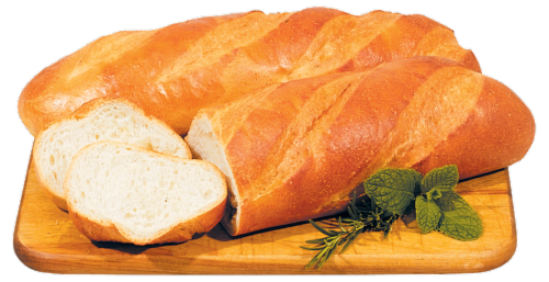 Bakery Fresh Homestyle French Bread Perspective: front