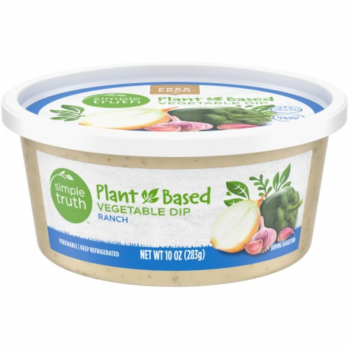 Simple Truth™ Plant Based Ranch Dip Perspective: front