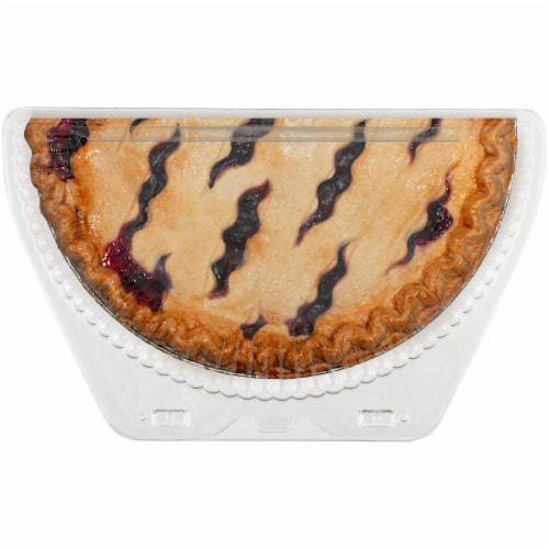 Private Selection Triple Cherry Half Pie Perspective: front
