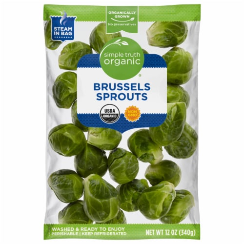 Simple Truth Organic® Brussels Sprouts Perspective: front