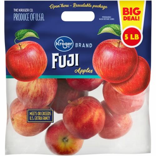 Kroger® Fuji Apple Bag Perspective: front
