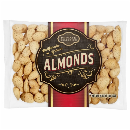 Private Selection® In-Shell California Almonds Perspective: front